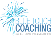 Blue touch Logo